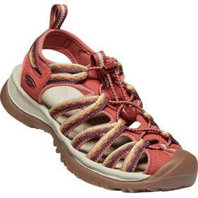 Keen Whisper Sandals Women redwood